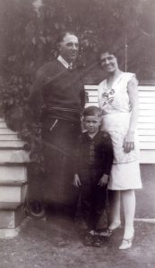 Ralph, Jane and Bobby Shultz