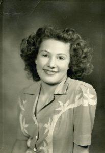 Young Norma Jean Schwabauer