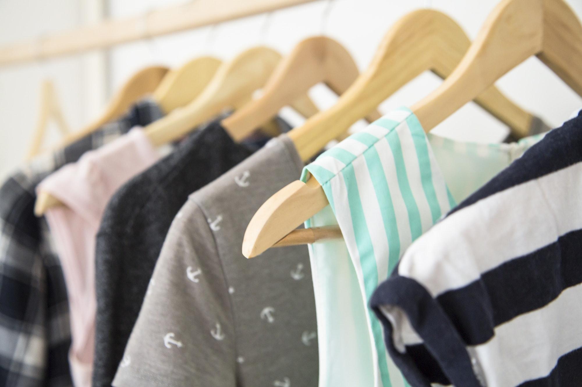 Lighter Living Task #16 Capsule Wardrobes